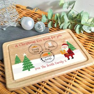 Treat Boards & Christmas Eve Goodies
