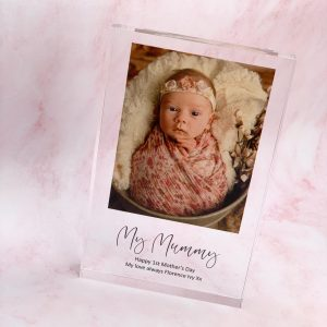 Mother's Day Frames & Picture Blocks